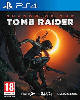 Shadow of the Tomb Raider   PS4  EU