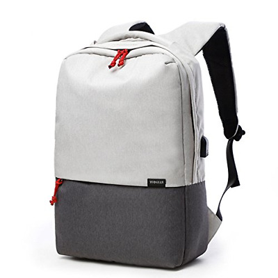 """Anti-Theft Rainproof Laoptop Backpack with USB Port Compatible for 15.6""""Laptop"""