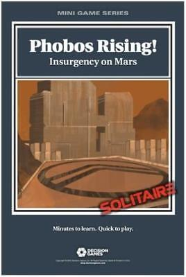 Decision Wargame Phobos Rising! - Insurgency on Mars Zip MINT