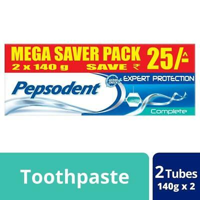 Pepsodent Expert Protection Complete Toothpaste Care Teeth Gums Care Mint