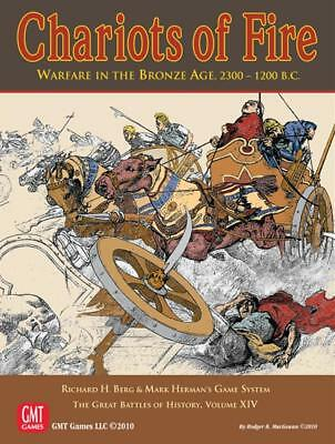 GMT GBoH Wargame Chariots of Fire Box NM