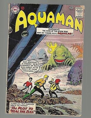 Aquaman #8 The Plot To Steal The Seas