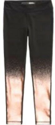 Ideology Colorblocked Leggings, Big Girls, Created for Macy's, Size: L (14Y).