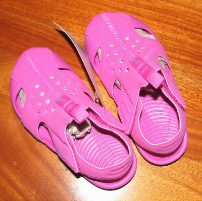 7cca2d28dc7f New Nike Girls Sunray Protect 2 Strap Sandals size 5 6 7 8 9 10 Toddler