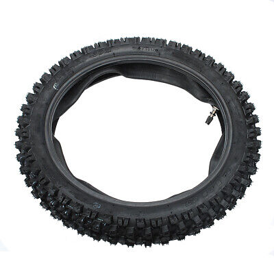 "60/100-12""2.75-12 Inch Tyre Tire + Inner Tube For Mini Pit Pro Trail Dirt Bike"