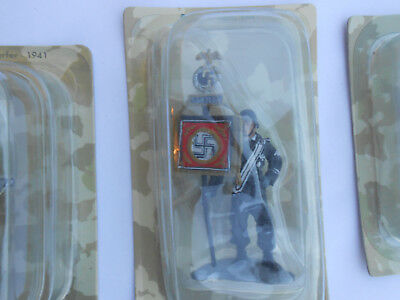 """Soldatino Terzo Reich Fahnentrager 1941"""" Hobby And Work Cod.58"""