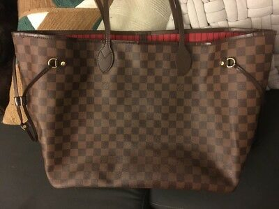 SAC A MAIN Louis Vuitton Neverfull Gm - EUR 680,00   PicClick FR 586f42414a1