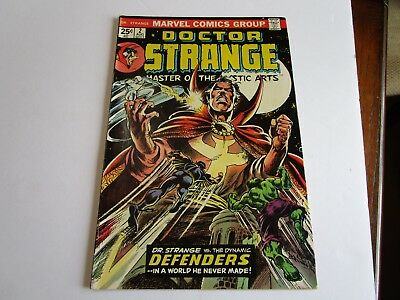 1974 Doctor Strange # 2 In  Fine + Condition, With  The Defenders,