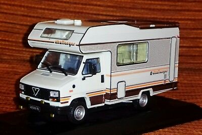 # 1/43 Alfa Romeo A.r.6 Camper Allestimento Challenger - Code3 Camping Car Ar6 #
