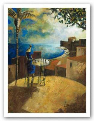 "24/""x36/"" CONTRALUZ by DIDIER LOURENCO-SEASCAPE CANVAS"