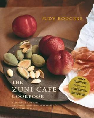The Zuni Cafe Cookbook: A Compendium of Recipes and Cooking Lessons (E-Books)