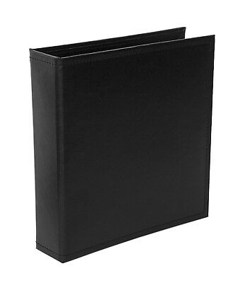 Project Life GOLD 4x4 FAUX LEATHER ALBUM scrapbooking 380494