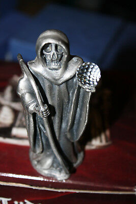 Myth and magic by Tudor Mint - The Grim Reaper