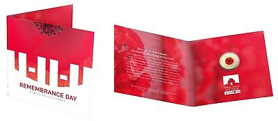 2018 Australia $2 UNC Carded 'C' mintmark RAM Coin - Remembrance Day Poppy