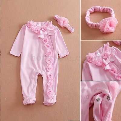 2019 Clothes 22'' Reborn Newborn Baby Girl Doll Pink Clothing Sets Handmade Toys