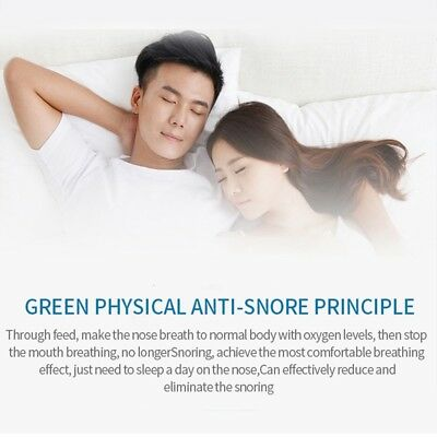 Sleeping Relieve Sleep Aid Nasal Strips Better Breathe Anti-Snoring Stop Snore