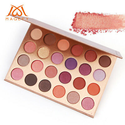 Tease Me Eye shadow Palette Beauty Creations 24 colors Highly Pigmented USA