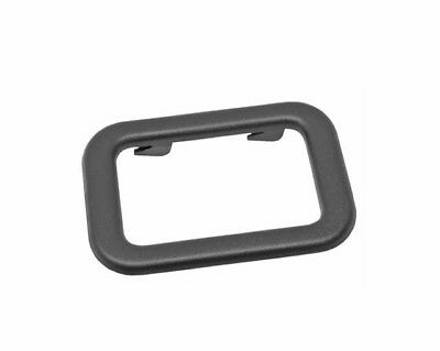Covering - Convertible Top Handle (Black) Genuine For BMW 51211876043
