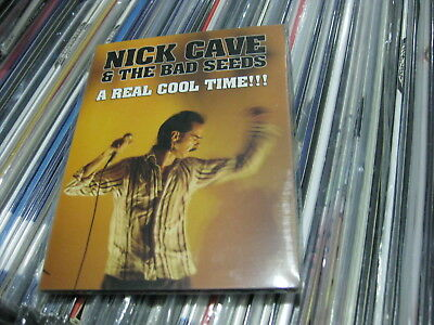 Nick Cave And The Bad Seeds Dvd A Real Cool Time!