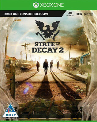 State of Decay 2  xbox one  nuovo