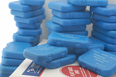 Clearance Sale Fifty(50) Waterproof  Memory Cases for 4 Cards CF SD MS SM