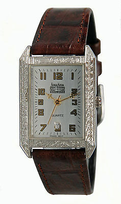 Neiman Marcus Red River Women's Silver-Tone Western-Style Watch. New and unworn.