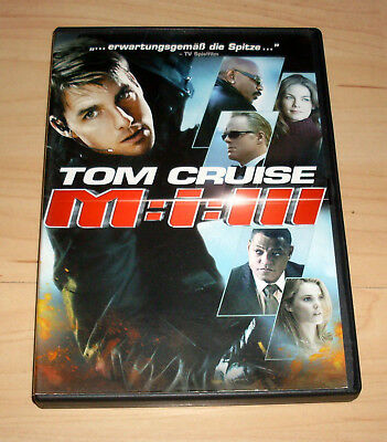 DVD Film - Mission: Impossible 3 - M:I:III - Tom Cruise