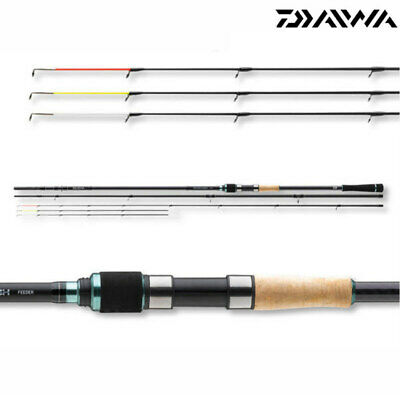 DAIWA POWERMESH FEEDER Feederrute Method Feederangel 3,30m