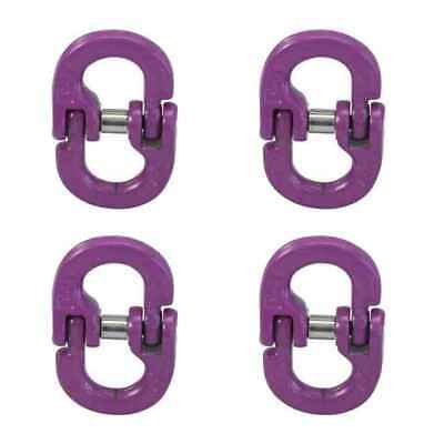 "KWB Grade 100 Connecting Link - Size 3/8"" - 4 Pack"