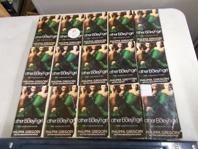 15 Copies Of The Other Boleyn Girl By Philippa Gregory Pb