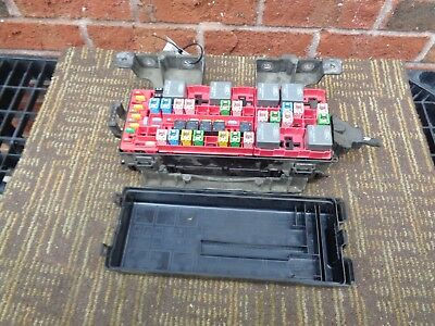 07 08 2007 2008 ford expedition engine fuse box relay junction block  compartment