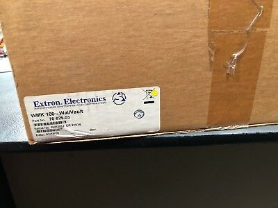 Extron WMK 100 Wall Mount Kit