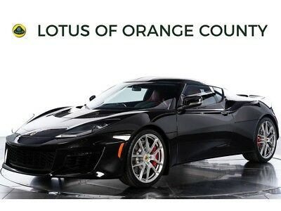 2017 Evora 400 Leather Pack ($3,400), 6-Speed Paddle Shiftable Automatic