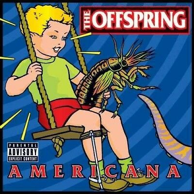 The Offspring - Americana [New Vinyl] Explicit, Red, Colored Vinyl