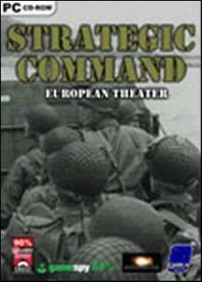 Strategic Command: European Theater PC CD WWII nations political strategy game