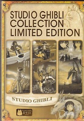 The Studio Ghibli Collection! - 6 DVD 18 Movies w/ English Audio!