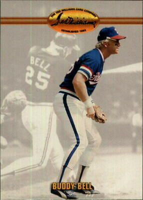 1993 Ted Williams #31 Buddy Bell - NM-MT