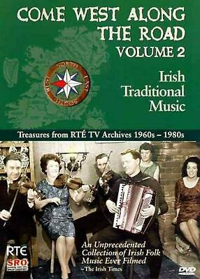 Come West Along the Road:v2 Irish Tra - DVD Region 1 Free Shipping!