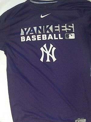 NEW YORK YANKEES Nike DRI-FIT Shorts New With Tags Size XL -  75.00 ... 0eb3726aa76a
