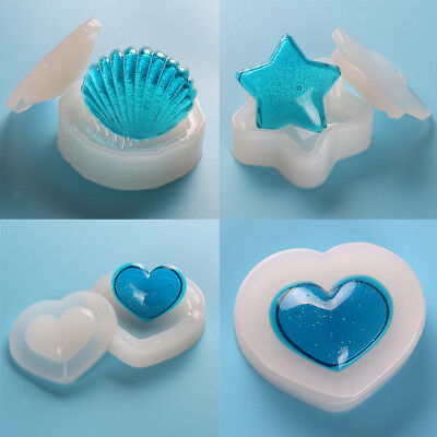 Gift Silicone Soap Mould DIY Cake Tray Candle Mold Craft Baking Tools Pop