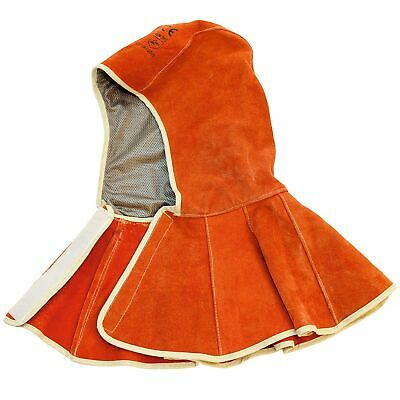 Sealey Heavy Duty Leather Welding Work Safety / Protective Hood - SSP145
