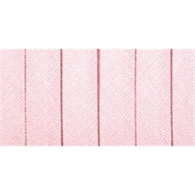 """Wrights Double Fold Bias Tape .25""""x4yd-light Pink"""