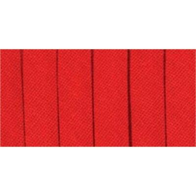 """Wrights Double Fold Bias Tape .25""""x4yd-scarlet"""