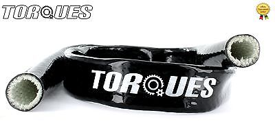 Torques AN-12 Silicone Coated Fibreglass Heat / Fire Sleeving In Black 24mm