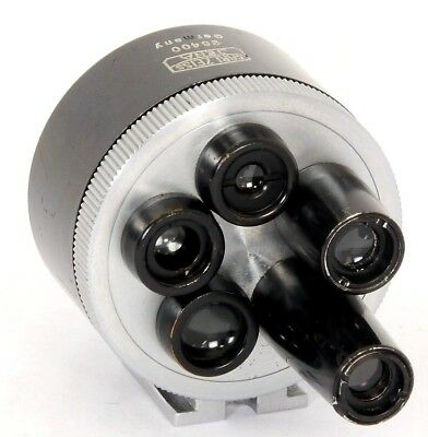 ZEISS Vario / Turret Finder 4427 for Zeiss IKON Contax II IIA & Contax III IIIa