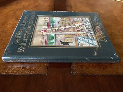 Easton Press J.R.R. TOLKIEN LETTERS FROM FATHER CHRISTMAS SEALED