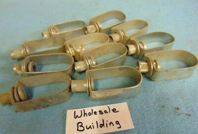 """Swivel Pipe Hangers/supports, 3/4"""", 3/4"""" Ip, Lot Of 11"""