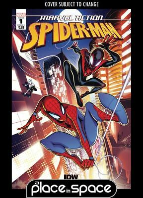 Marvel Action Spider-Man #1A (Wk48)