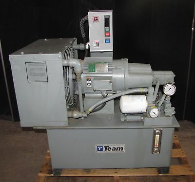 Team Corporation Model # Hps-6 Hydraulic Power Supply For Slip Tables  (#2525)