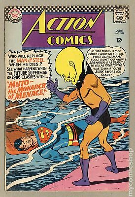 Action Comics (DC) #338 1966 VG/FN 5.0